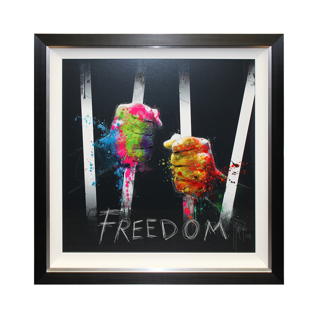 CC231LA Freedom Liquid Art