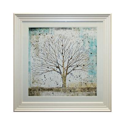 CC254LA Solitary Tree Collage