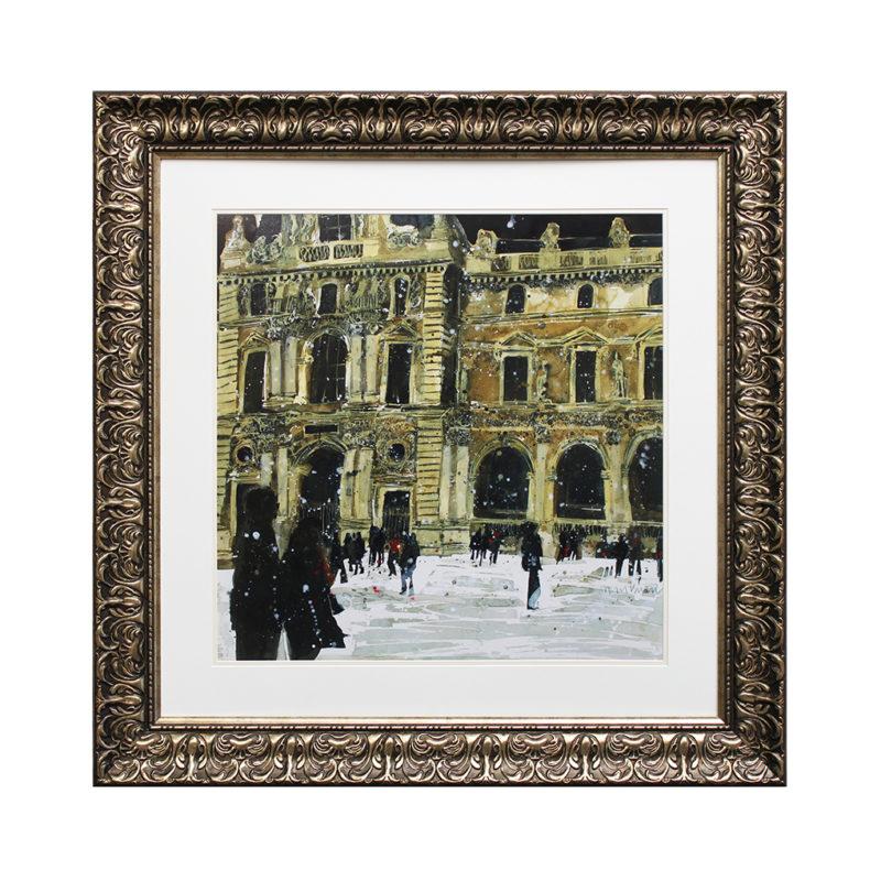 CC417p Winter Louvre