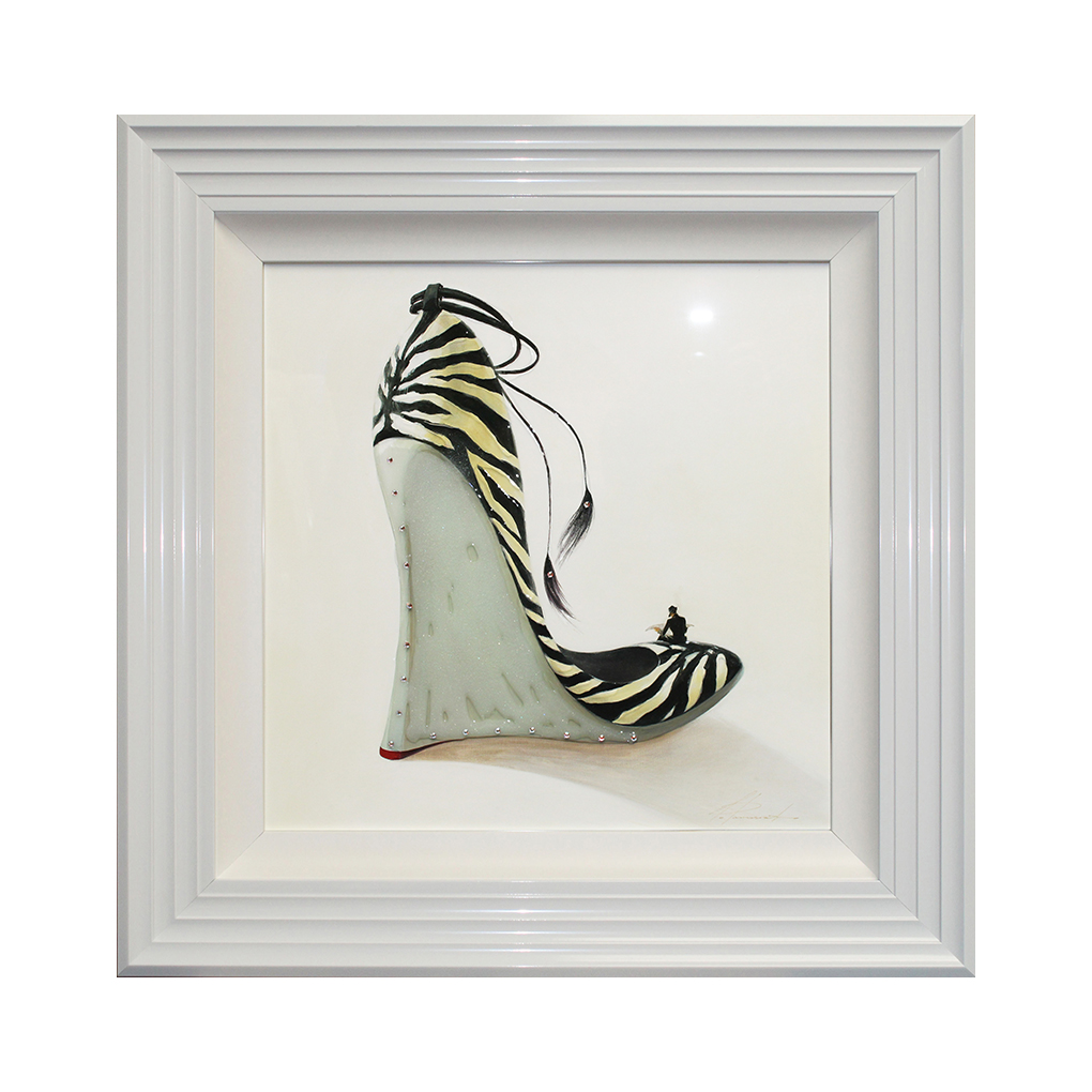 IG1945LA High Heels Coolness Liquid Art
