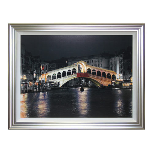 TI2641LA Rialto Bridge Liquid Art
