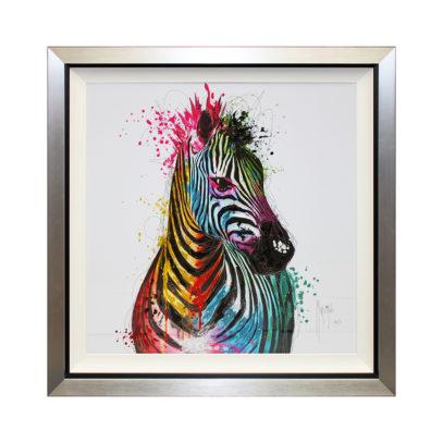 CC424pLA Zebra Pop