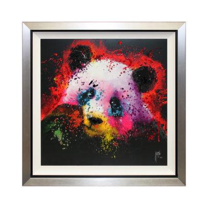 CC517LA Panda Pop Liquid Art