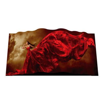CVCU2006-615 CURVO Red Tempest