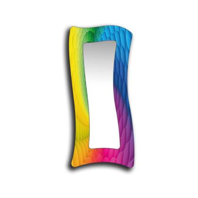 CVES14002-715 MIRROR Rainbow Chromatic