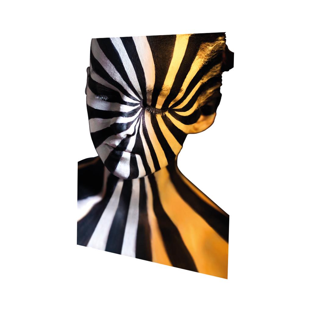 CVRE5023-912 Gold Stripes