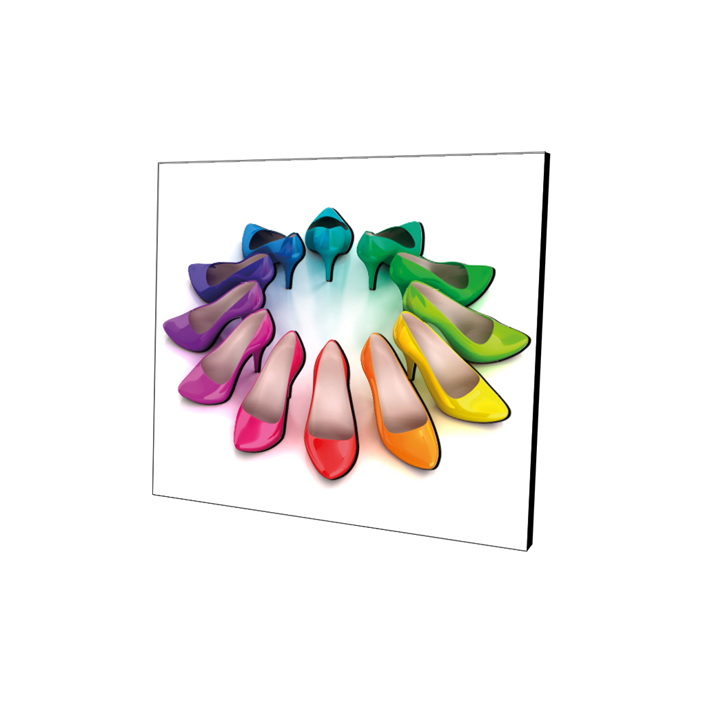 CVRE5027-912 Rainbow Shoes
