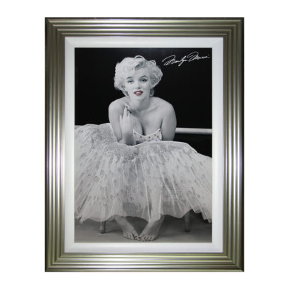FP2605LA Marilyn Monroe Ballerina LIQUID ART