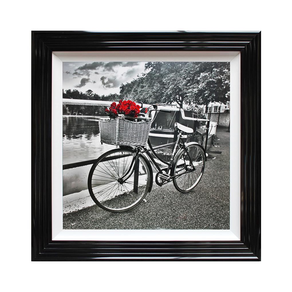 IG5623LA Romantic Roses I LIQUID ART
