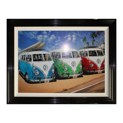 PH0414LA VW-CAMPERS Liquid Art